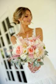 wedding flowers pink bouquet flower 20 lovely soft pink wedding bouquets 2346595
