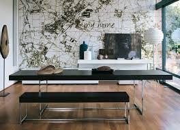 Retro Dining Room by Dining Room Elegant B U0026b Italia Dining Table For Your Beautiful