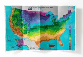 Growing Zone Map Objects Carly Glovinski