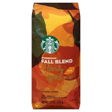 starbucks fall blend hearty with spice notes medium roast ground