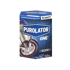 amazon com purolator pl14477 pureone oil filter automotive