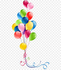 bunch balloons balloon clip transparent bunch balloons clipart png