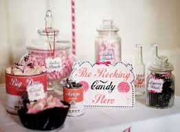 Candy Buffet Wedding Ideas by How To Build A Sweetie Buffet Sweetest Pear