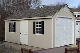 Overhead Shed Door by Chapin U0027s Wood Products Whitman Ma 02382 Sheds