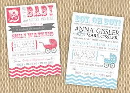 get creative custom baby shower invitations get creative