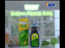 Obat Woods iklan woods herbal spesialis masalah batuk