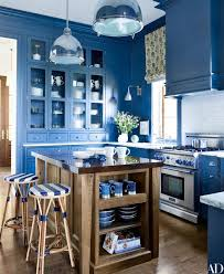Blue Kitchen Design Gorgeous Blue Kitchen Decor Ideas Casa Fab