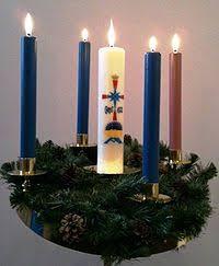 Why Do Catholics Light Candles Advent Wreath Wikipedia