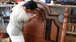Made In Italy Luxury Bedroom Set Indonesia Furniture Manufacturer Coloring Classic Carving Bed