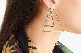 ear hoops hoop earring trend 2017
