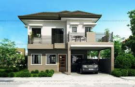 2 story house designs 50 images of 15 two storey modern houses with floor plans and
