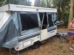 1992 skamper diy restoration remodel project purchased 04 05