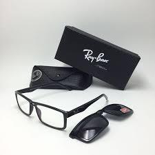 Harga Kacamata Rayban Sunglasses jual kacamata kacamata rayban clip on hitam murah 2013