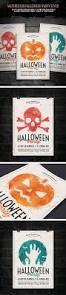 kids halloween party flyers 17 migliori idee su halloween party flyer su pinterest design