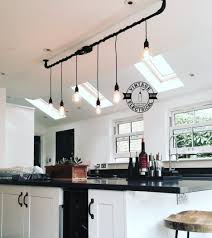 kitchen track lighting pendant fixtures chandelier ideas ceiling