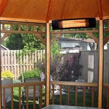 versonel wall mount carbon infrared indoor outdoor heater with