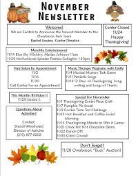 Questions About Thanksgiving Center News U0026 Updates Part 15