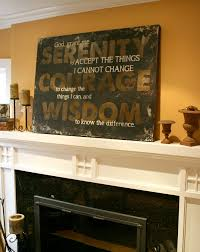 serenity prayer picture frame wall decor inspirational serenity prayer wall decor serenity