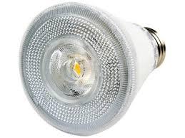 tcp dimmable 8w 2700k 25 par20 led bulb led8p20d27knfl bulbs com