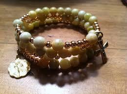 connemara marble rosary bracelets connemara marble rosary bracelet ireland nwot