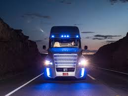 automatic volvo semi truck the world u0027s first self driving semi truck hits the road wired