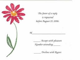wedding invitations rsvp wording wedding invitations and rsvp cards theruntime