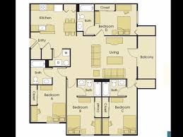four bedroom townhomes four bedroom apartments near miami university level 27