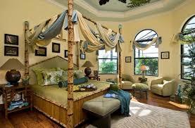 chambre exotique le lit en bambou authenticité et touche archzine fr