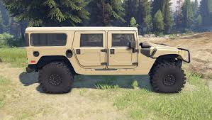 lamborghini humvee h1 tan for spin tires