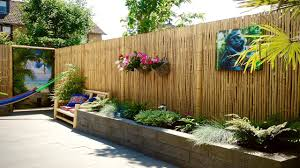 bamboo fencing design ideas fence ideas and gate designs youtube