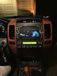 lexus is aftermarket navigation head unit nav and bluetooth option for first gen gx470 ih8mud forum