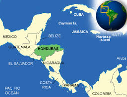 Map Of Central America In Spanish by Honduras Facts Culture Recipes Language Government Eating