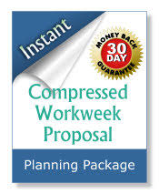 flexible work proposal template packages