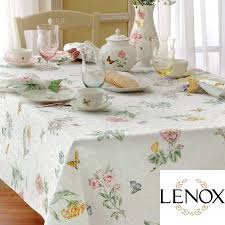 lenox butterfly meadow tablecloth and table linens altmeyer s