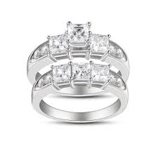 wedding sets on sale bridal sets cheap wedding ring sets on sale lajerrio jewelry