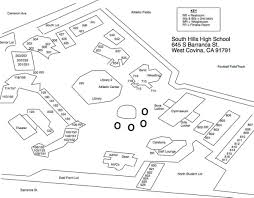 Elac Map West Covina High Campus Map Image Gallery Hcpr