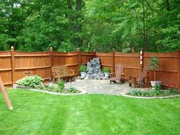 Backyard Patio Landscaping Ideas Corner Landscape Ideas Backyard Patio Ideas On A Budget Back Patio