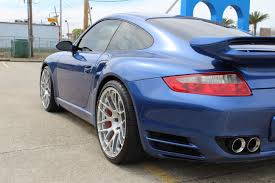 miami blue porsche turbo s porsche 991 turbo s on hre s101 u0027s page 2 6speedonline