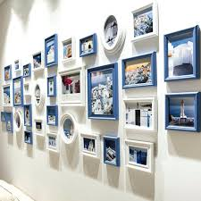 Picture Frame Wall by Wall Ideas Wall Picture Frames Collage Wall Picture Frame