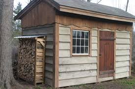 Diy Firewood Storage Shed Plans by Ideas Firewood Storage Rack For Cleaner And Safer Burning U2014 Kool
