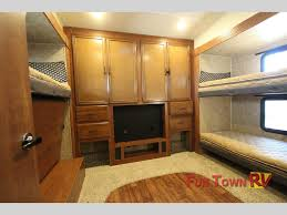 save 35 on the new forest river sandpiper 380bh5 fifth wheel