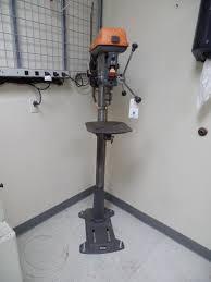 ridgid dp15501 drill press