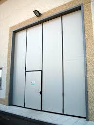 porte per capannoni vazza infissi serramenti in alluminio facciate infissi porte