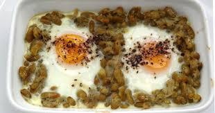 cuisine iranienne flageolets aux œufs et aneth recette par la tendresse en cuisine