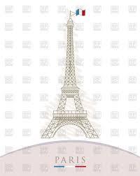 eiffel tower vector image 59679 u2013 rfclipart