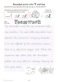 handwriting conventions queensland teachers 4 teachers