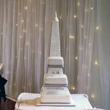 eiffel tower cake stand eiffel tower wedding cake