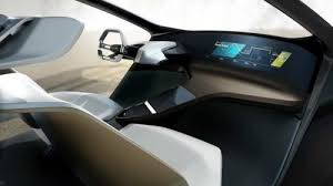 futuristic cars interior bmw s futuristic concept car interior uses holograms futuristic news