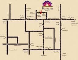 Mandir Floor Plan by Vrindavan Barsana Dham By Vrindavan Realtors In Kondhwa Pune