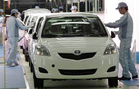 toyota finance canada login toyota will resume production at all japan plants from april 18 to